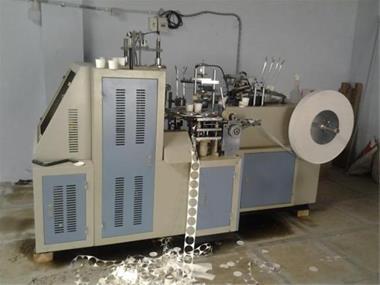 ماشین آلات تولید لیوان کاغذی - ماشین آلات ظروف یکبار مصرف