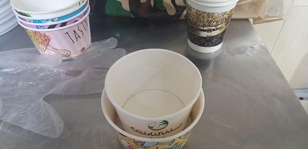 فروش دستگاه تولید لیوان کاغذی